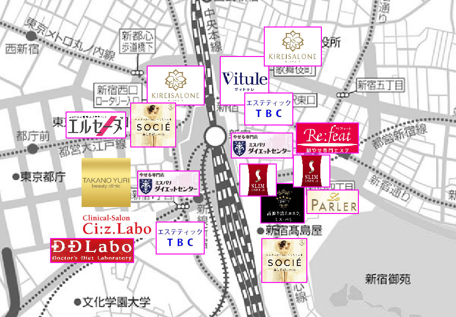 地図用-新宿