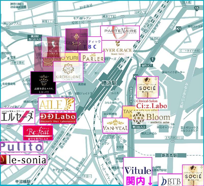 地図用横浜