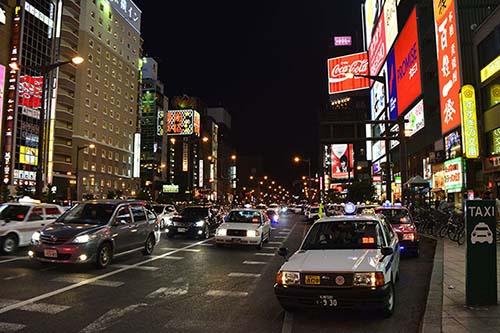 札幌まちの風景
