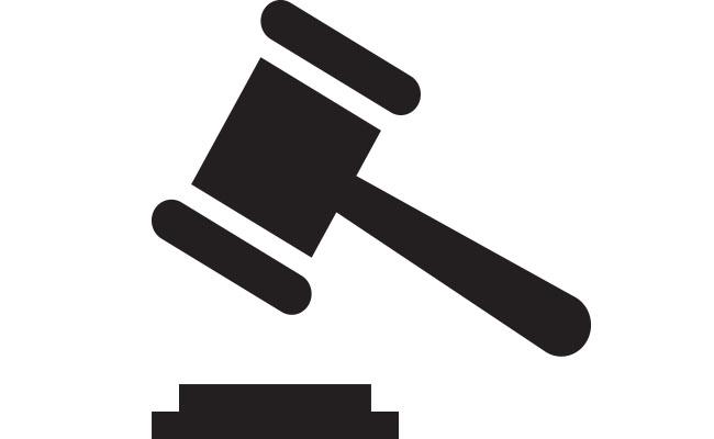 裁判所ハンマー
