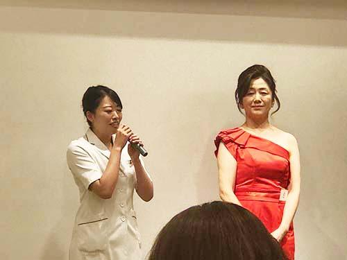 アピールタイム-稲垣光子さん